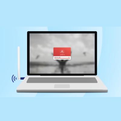 水星(MERCURY)免驱版USB无线网卡 MW310UH
